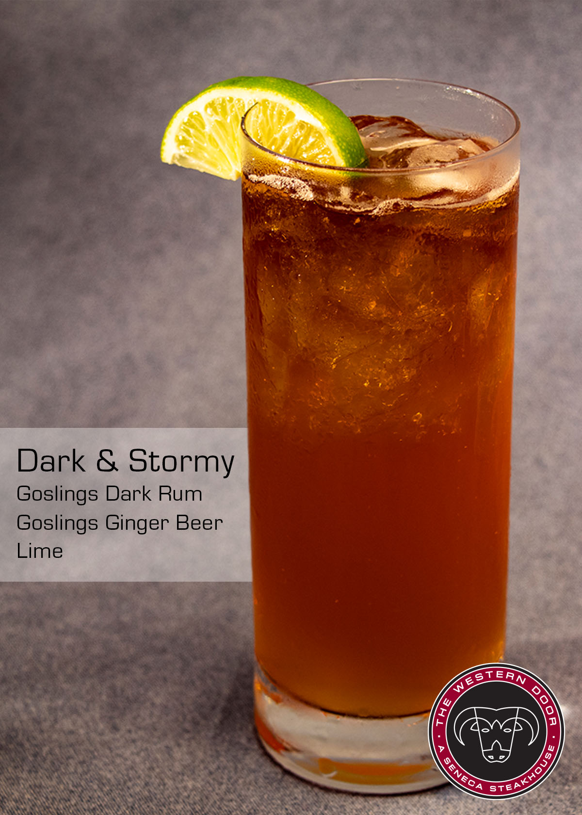 SNC Dark And Stormy