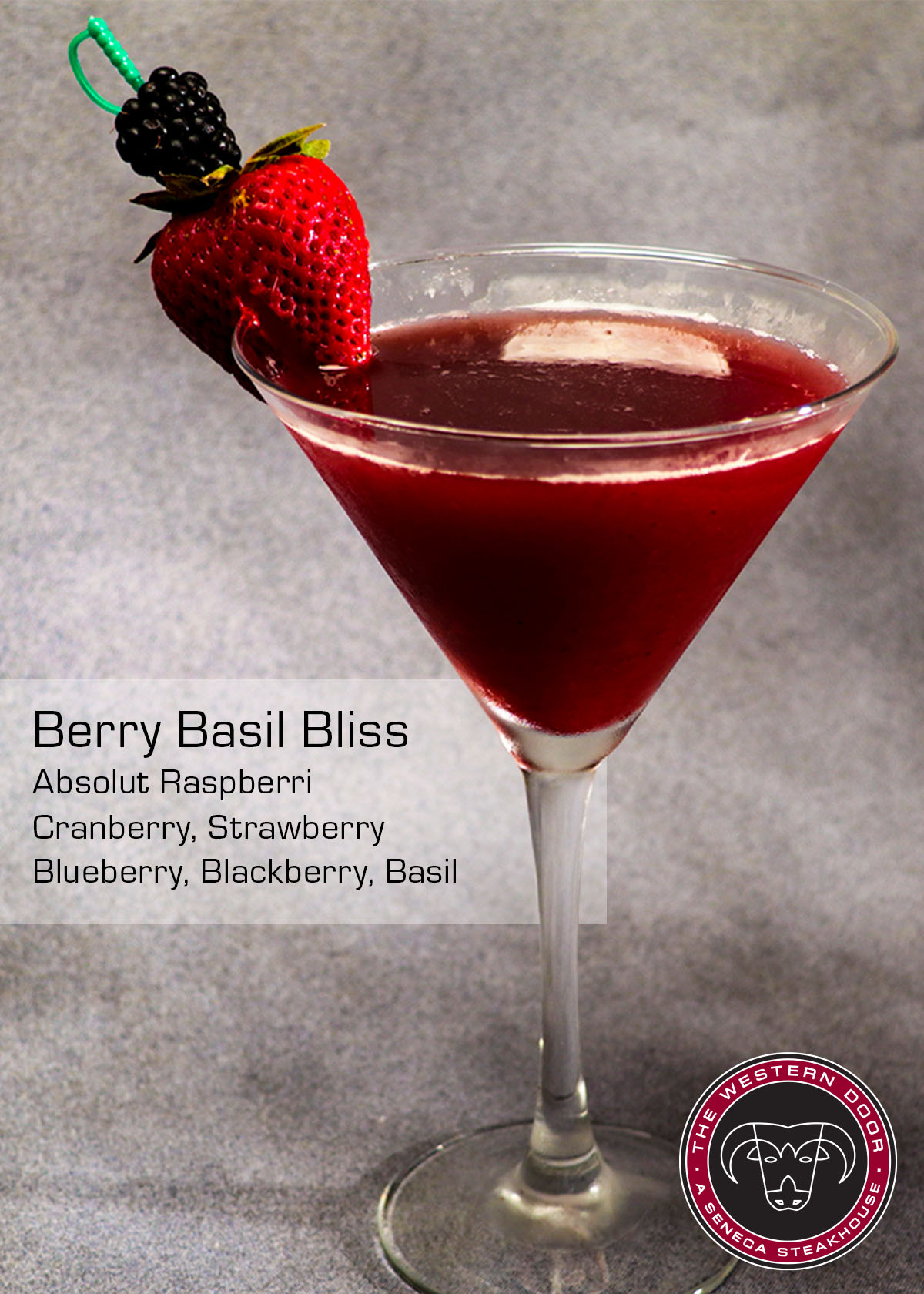 SNC Berry Basil Bliss