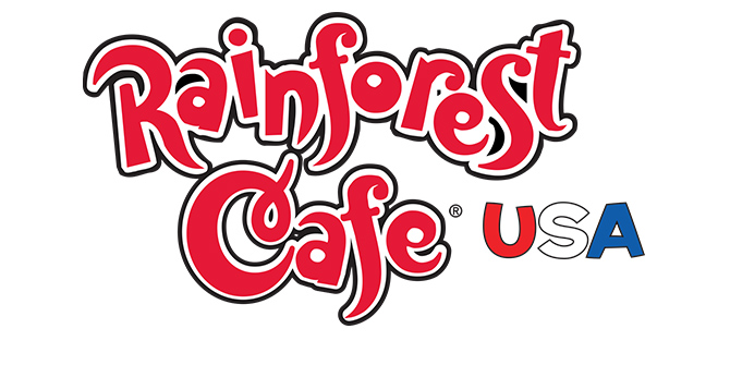 Rainforest Cafe Logo