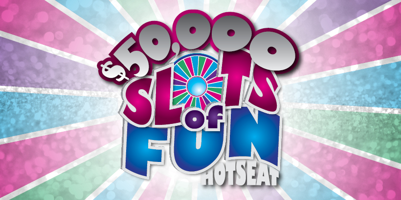 $50K Slots of Fun Hot Seat