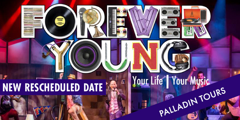 Forever Young – Branson's Musical Tribute To Your Life, Your Music